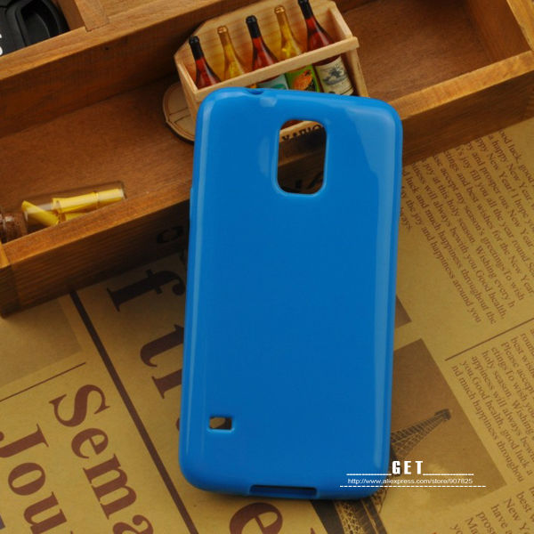 cheapest hotsell silicone tpu back cover case for samsung galaxy s5
