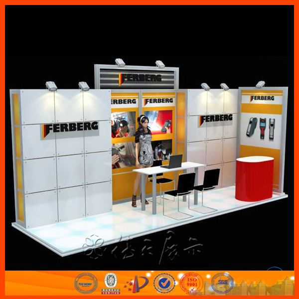 Exhibition Shell Scheme Size : Exhibition stand shell scheme booth from shanghai buy