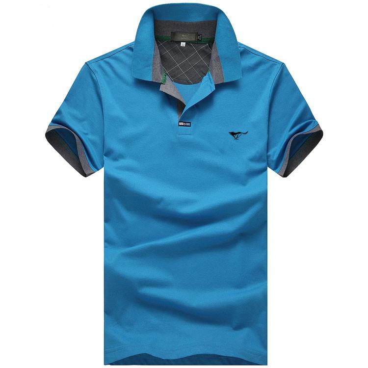 Мужская футболка septwolves t t la t camisa P008