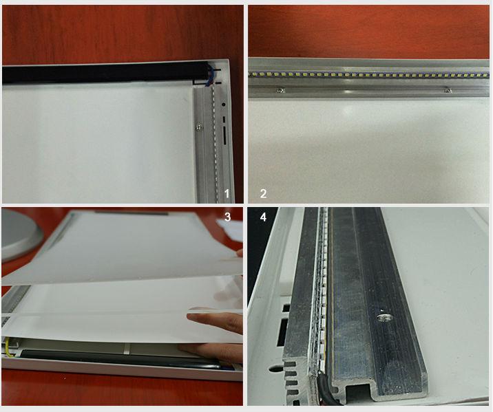 주도 패널 30x30, RGB LED 패널 조명, 2X4 LED 천장 패널 조명 AC100-240V ...