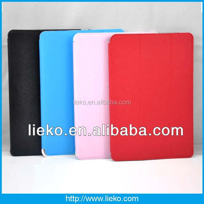 smart cover for ipad mini pu leather case