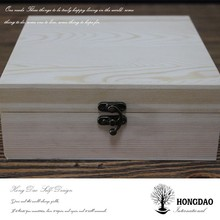 HONGDAO luxury essential oil boxes with bevel edge, unique essential oil wooden box