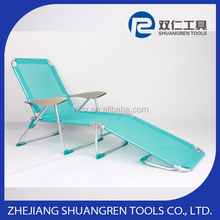 Cheap new design low lawn beach bed