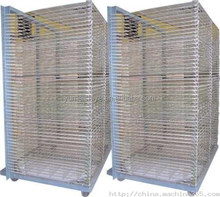 Screen printing mesh drying rack,finishing drying racks,clothes drying rack