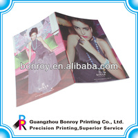 Offest paper Jewelry catalogues printing