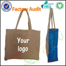 Customize jute bag,organic fabric bags