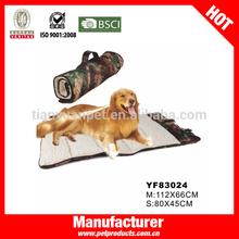 cama plegable innovador de perro para viaje accesorios de mascotas