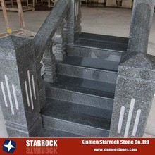 Green Pearl Granite Exterior Modern Design outdoor stair steps lowes