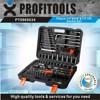 "120pcs 1/4""&3/8""&1/2"" high quality bicycle tool kit"