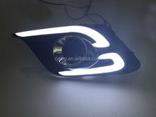 2014 year new style 2C LED daytime running light for Mazda 3 Axela