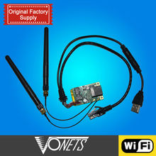 VONETS NEW MINI USB gps ethernet module with 3g router