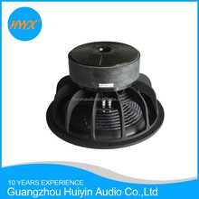 """15"""" Car subwoofer with dual 2/4 ohm / 2000W RMS subwoofer"""