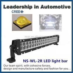 12V 24V 20PCS*10W LED Light Bar Mounting Bracket Lighted Bar Tops LED Car Roof Rack Light Bar