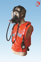Fire Fighting Safety Equipments self-contained breathing apparatus(SCBA)