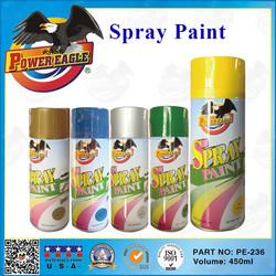 PE Metallic Effect Wholesale Spray Paint