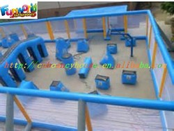 Inflatable Paintball Bunker, Inflatable Air Bunker, Inflatable Paintball Air Field