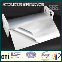 China!Strong holding Power Natural Plain Aluminum Foil Cladding,High peel adhesion Natural Plain Al. Foil Claddi,Quick sticking