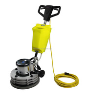 commercial hard floor heavy duty polisher