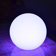 RGB led ball lights lighted led balls for events led ball wedding lamp centerpiece