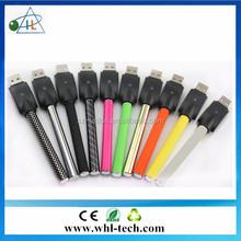 CBD oil vape pen with slim battery 280mAh CBD hemp oil capacity 0.4/0.5/0.8/1.0ml from China factory no-spill cartomizer