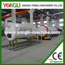 Dependable performance wood fired steam boiler