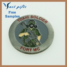 Wholesale most popular custom challenge coin