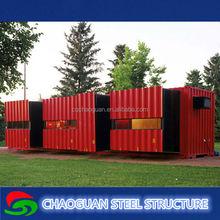 underground container houses Customized shipping container homes / house container price
