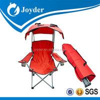 outdoor furniture folding beach chair/folding beach with umbrella