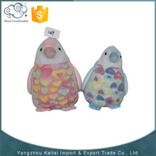 Professional design best animal safe stuffed mom and baby plush toys