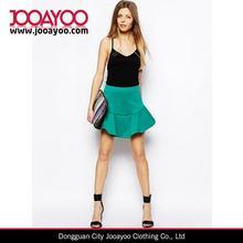 Diseñador de nuevos productos de mujer las fotos mini faldas
