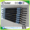 High pressure grouting concrete packer rubber hose