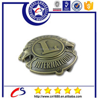 Professional manufacture military belt buckles with custom logo