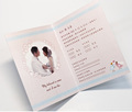 de lujo de aniversario de boda de la tarjeta