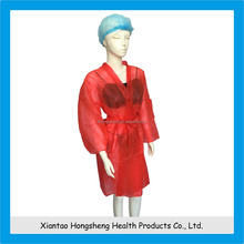 Disposable hygiene massager kimono