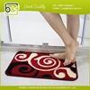 China durable unique non slip bathroom floor mat
