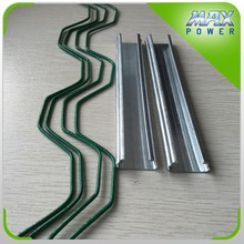 Hot selling greenhouse steel spring with plastic coat