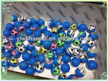 foot ball toys in capsule/ promotional capsule toys 2014