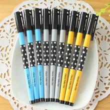 best fancy glitter gel pen black for school student v1663