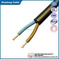 35mm2 câble plat tresse de cuivre de câble industriel