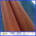 Protector de la señal / magnética bloqueo rojo de malla de cobre / tela de alambre de cobre