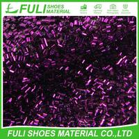 Newest Cheap High Quality Glitter Fabric For Christmas