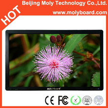 """Quality first, Service most, price best 60"""" MolyTouch infrared touch screen monitor"""