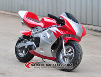 Chinese gas pocket bikes 49cc motorcycles for sale cheap (PB4703)
