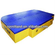High jump pad