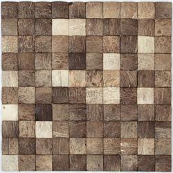 cheap coconut mosaic tiles