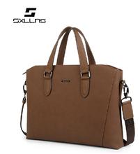 Guangzhou Factory Wholesale Vintage Genuine Leather Shoulder Bag