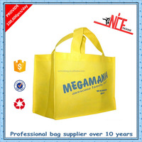 2015 new European standard printing nonwoven fabric bag
