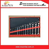 12 Pcs Flexible Reversible Gear Wrench Set