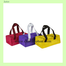 zhejiang customized non woven zipper closure shopping bags