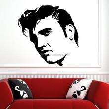 Elvis Presley bedroom wall mural art Decal Sticker Graphic Vinyl Decors